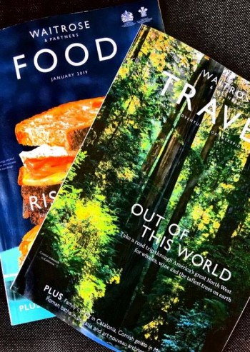 Family Adventure Holidays in Waitrose Magazine